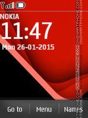 Скриншот темы Nokia Ultimate