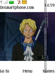 Sabo theme screenshot