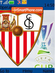 Sevilla Fc Theme es el tema de pantalla