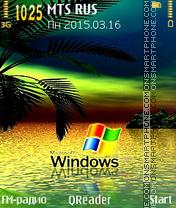 Win-Color es el tema de pantalla