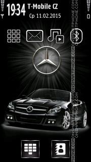 Mercedes Cabrio 01 es el tema de pantalla