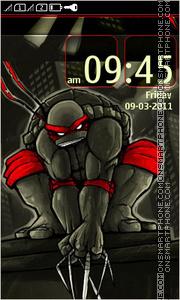 Mutant Ninja Turtles es el tema de pantalla
