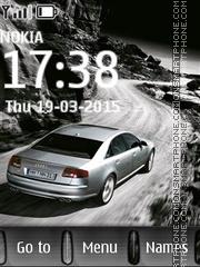 Audi HD es el tema de pantalla