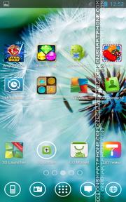 Dandelion by Eseth es el tema de pantalla