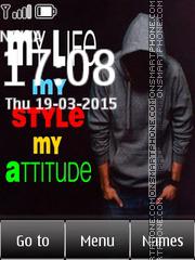 My Life 02 es el tema de pantalla