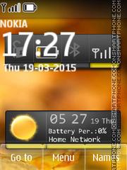 Android Widget es el tema de pantalla