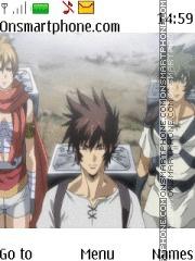 Saint Seiya Lost Canvas es el tema de pantalla