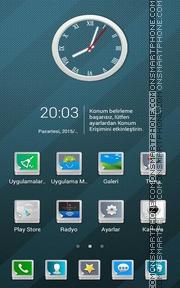 Abstract v2 es el tema de pantalla