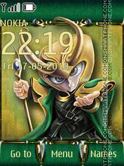 Loki 03 es el tema de pantalla