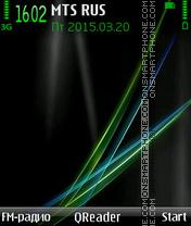 Aero es el tema de pantalla