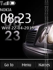 Mercedes 3266 es el tema de pantalla