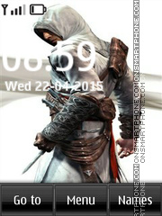 AssassinS Creed Uni es el tema de pantalla