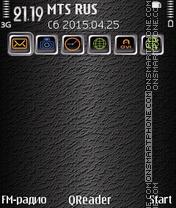 In-Grey es el tema de pantalla