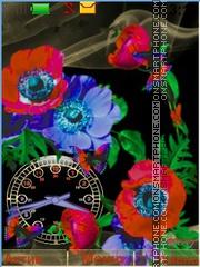 Flowers es el tema de pantalla