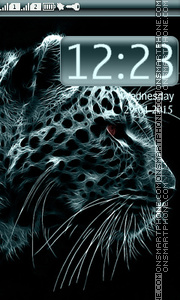 Leopard2 theme screenshot