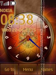 Modern Clock 01 es el tema de pantalla