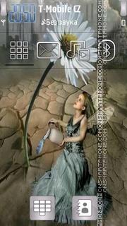 Fairy Girl 04 es el tema de pantalla