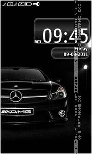 Mercedes 3267 tema screenshot