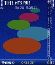 Plein-Oval es el tema de pantalla