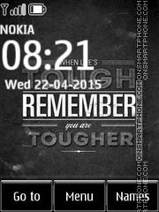 Remember 02 es el tema de pantalla