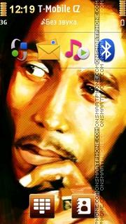 Bob Marley 16 es el tema de pantalla