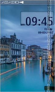 Italy, Venice 01 tema screenshot