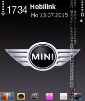 Mini Logo es el tema de pantalla
