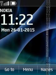 Скриншот темы Vista Style 01