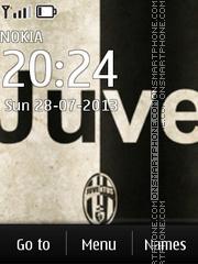 FC Juventus 02 es el tema de pantalla