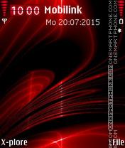 Red Abstract es el tema de pantalla