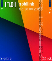 Nexus strip es el tema de pantalla
