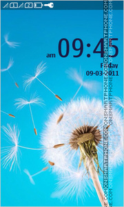 Dandelion 06 theme screenshot