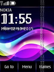 New Vector Style theme screenshot