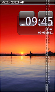 Dawning tema screenshot