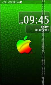 Apple 29 tema screenshot