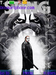 WWE Sting tema screenshot