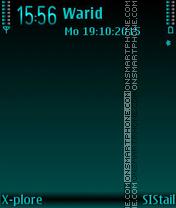 Emerald es el tema de pantalla