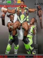 WWE The New Day es el tema de pantalla