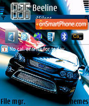 Ford Fpv Gt P es el tema de pantalla