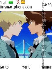 Digimon Adventure Tri es el tema de pantalla