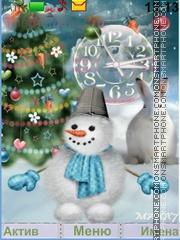 The Snowman es el tema de pantalla
