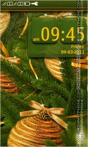 Golden balls 02 theme screenshot