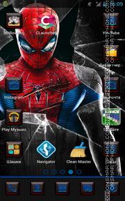 Spider Man 05 es el tema de pantalla