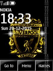 Liverpool FC 11 es el tema de pantalla