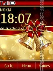 Christmas Bells es el tema de pantalla