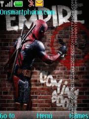 Deadpool es el tema de pantalla