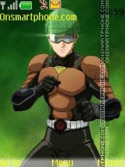 One Punch Man Rider es el tema de pantalla