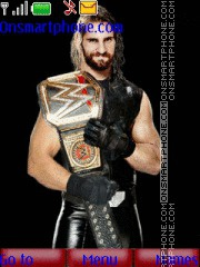 WWE Seth Rollins theme screenshot