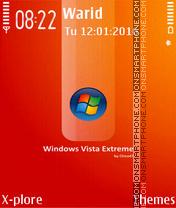 Vista Extreme es el tema de pantalla