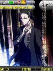 Tokyo Ghoul Uta es el tema de pantalla